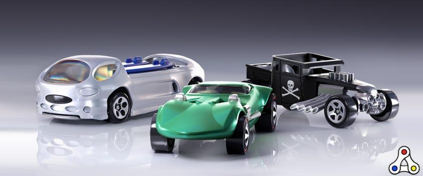 mattel hot wheels nft garage series