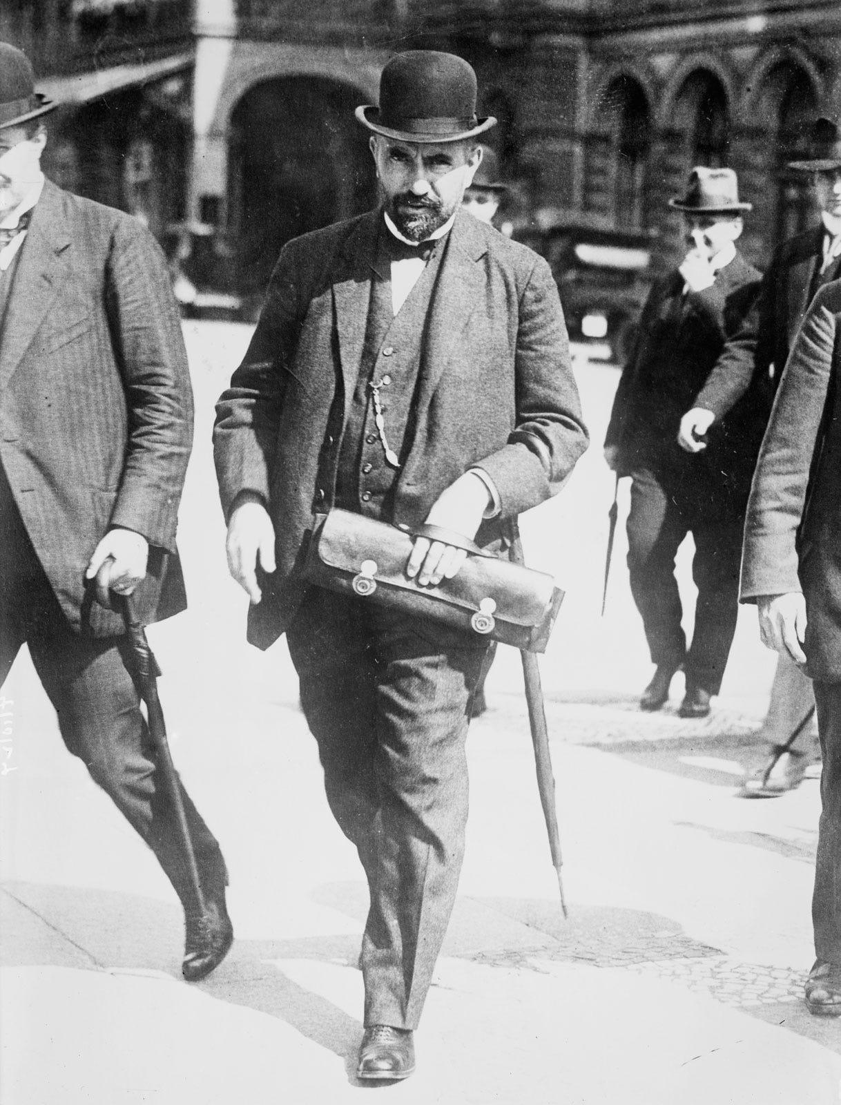 Hugo Stinnes | German industrialist | Britannica