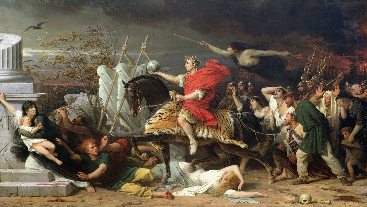 What is the Rubicon & Why is it Important? | Dr. Linda Ellis | History &  Archaeology