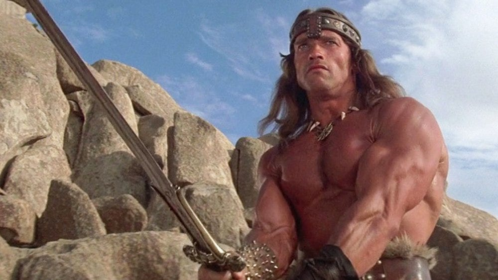 Netflix is Developing a Live-Action 'Conan the Barbarian' TV Series! -  Bloody Disgusting