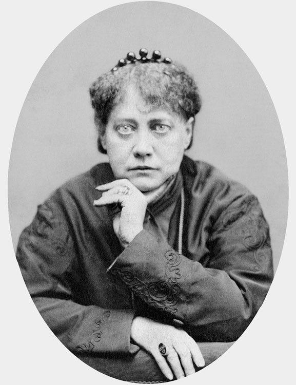 Levensbeschrijving van Helena Petrovna Blavatsky