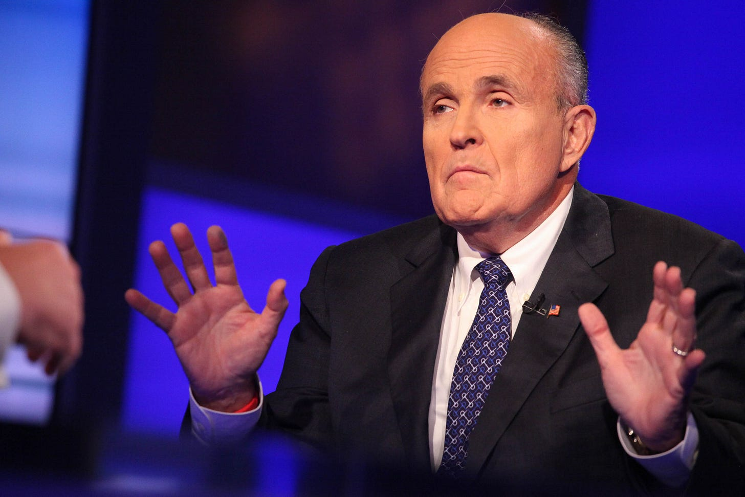 Rudy Giuliani on Trump Tape: 'Talk & Actions Are Two Different Things'    Fortune