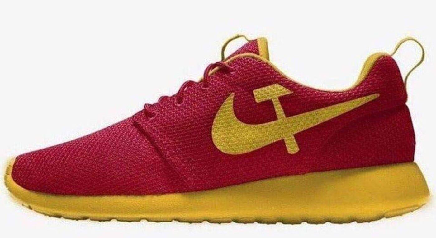 Donald Trump Jr. Calls Nike Communists for Canceling Betsy Ross Sneaker |  Complex