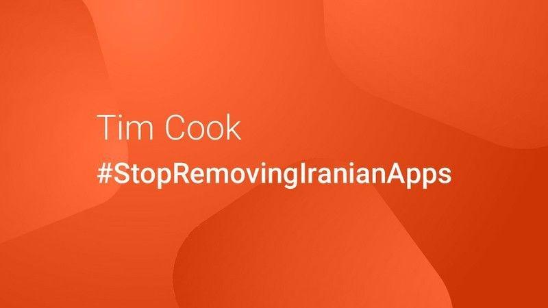 Apple удалила приложения иранских разработчиков из AppStore