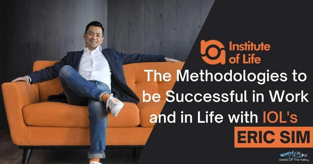 institute of life Eric Sim