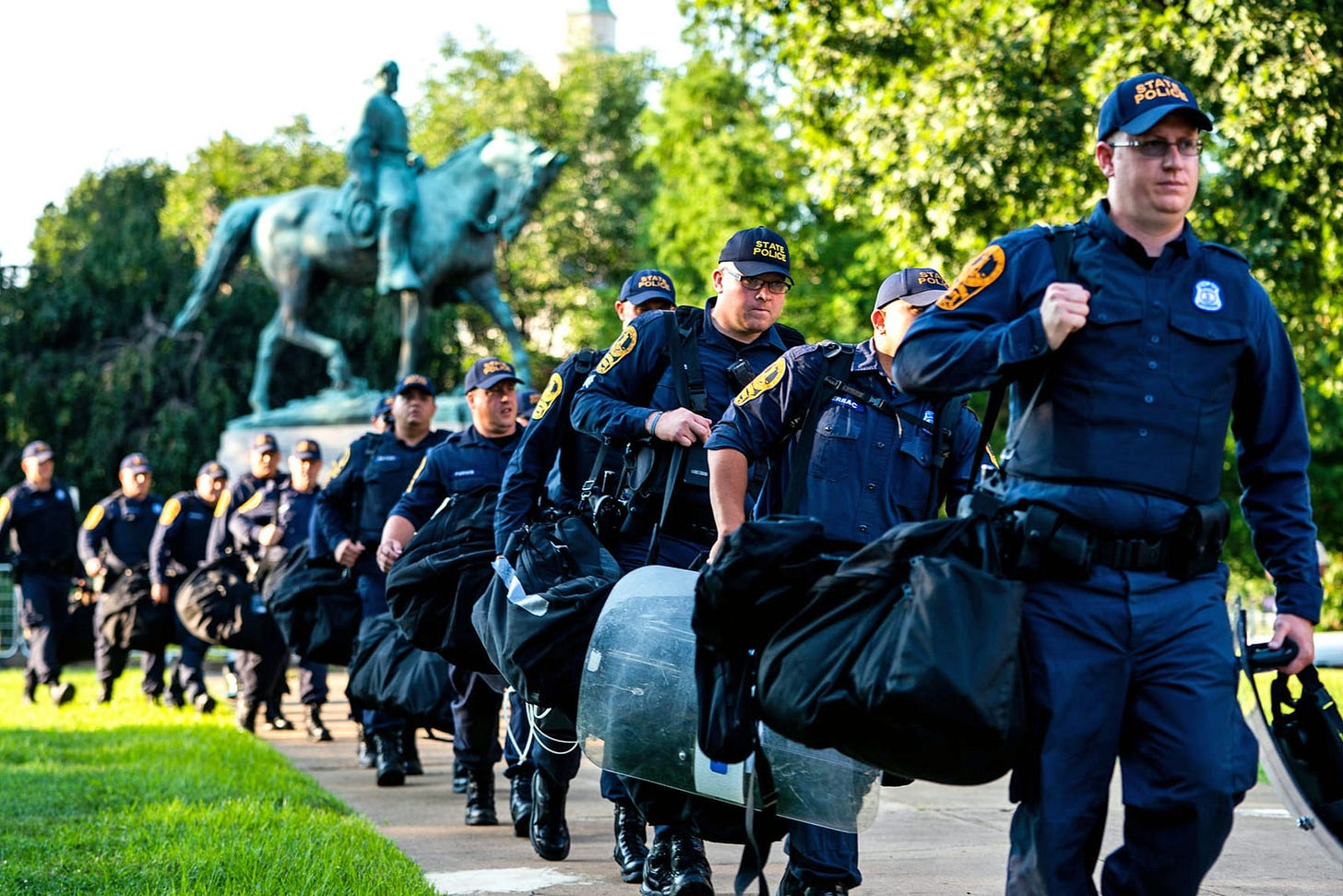 """Nation's capital braces for """"Unite the Right 2"""" rally by white supremacists  