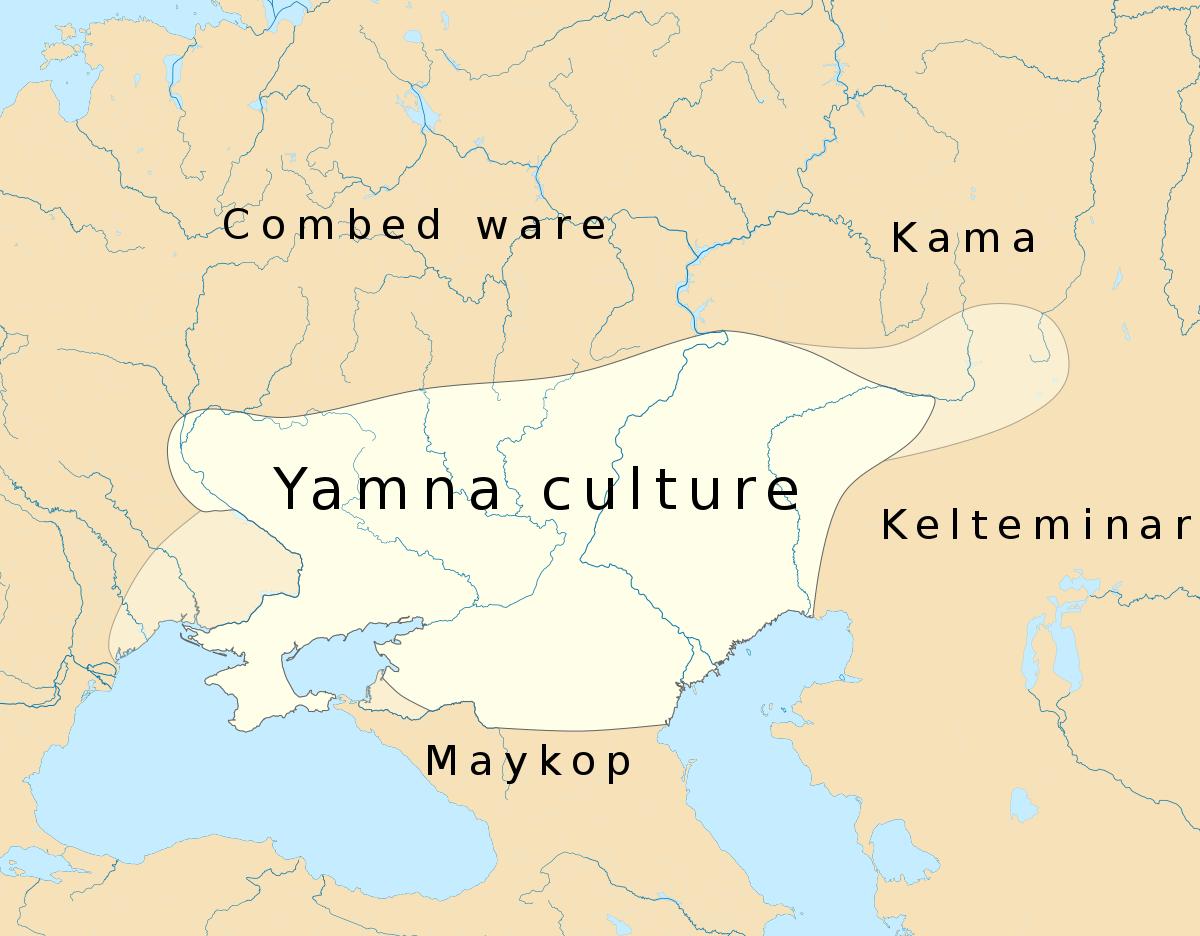 Yamnaya culture - Wikipedia
