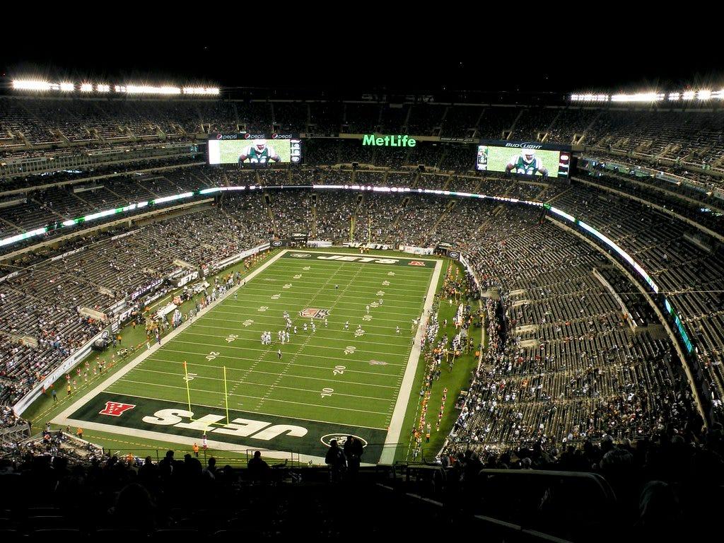 MetLife Stadium, East Rutherford, NJ | New York Jets vs. Mia… | Flickr