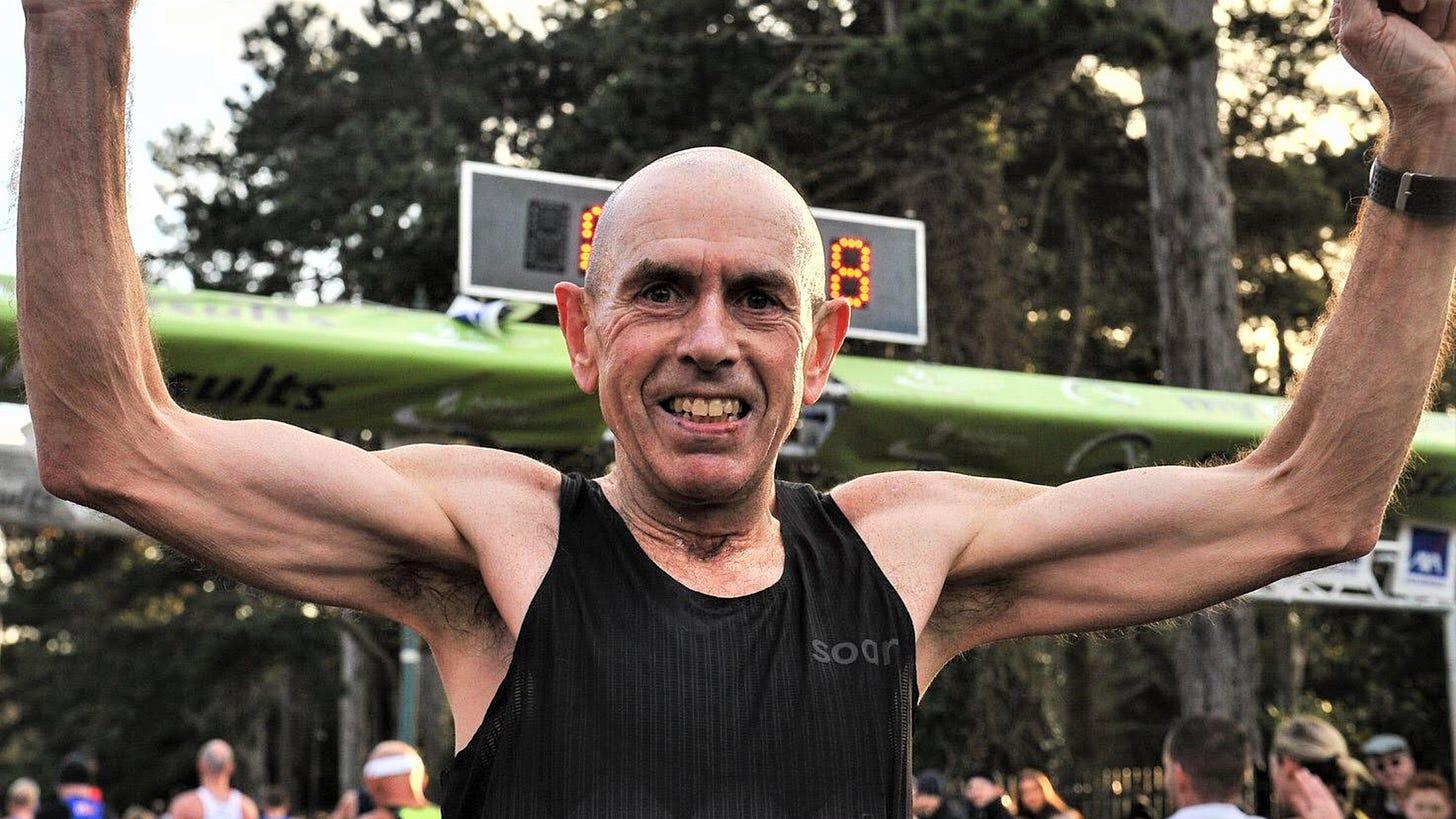 How To Run a 2:27 Marathon at Age 59 – PodiumRunner