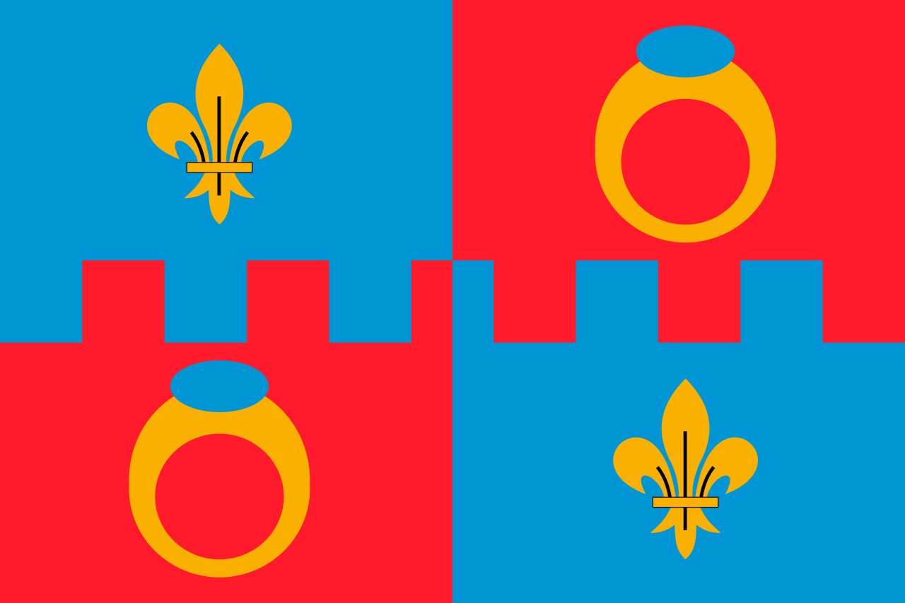 Flag of Montgomery County, Maryland.svg