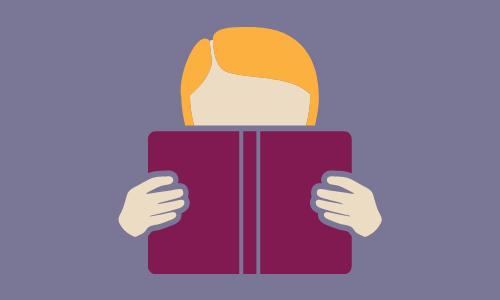 reading graphic