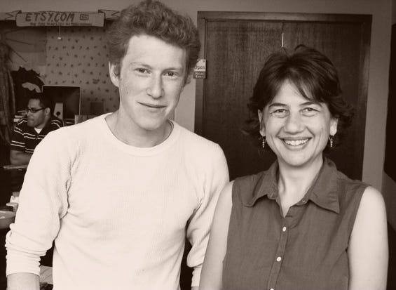 The Long View: Rob & Maria | Etsy News Blog