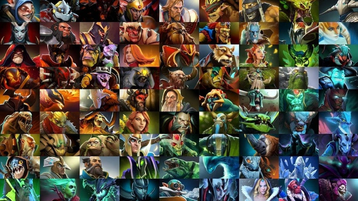 Dota 2: Breakdown of the Current Most Popular Heroes