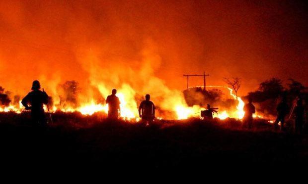 Firebreaks and Veld Fires | Pretoria News