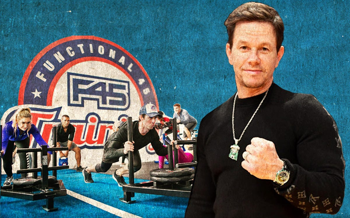 Mark Wahlberg-backed F45 Training Going Public Via Merger | The Real Deal