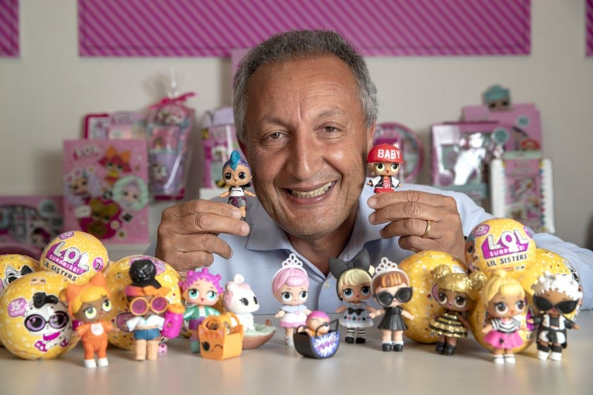 America's most popular doll is being counterfeited. L.A. toymaker ...
