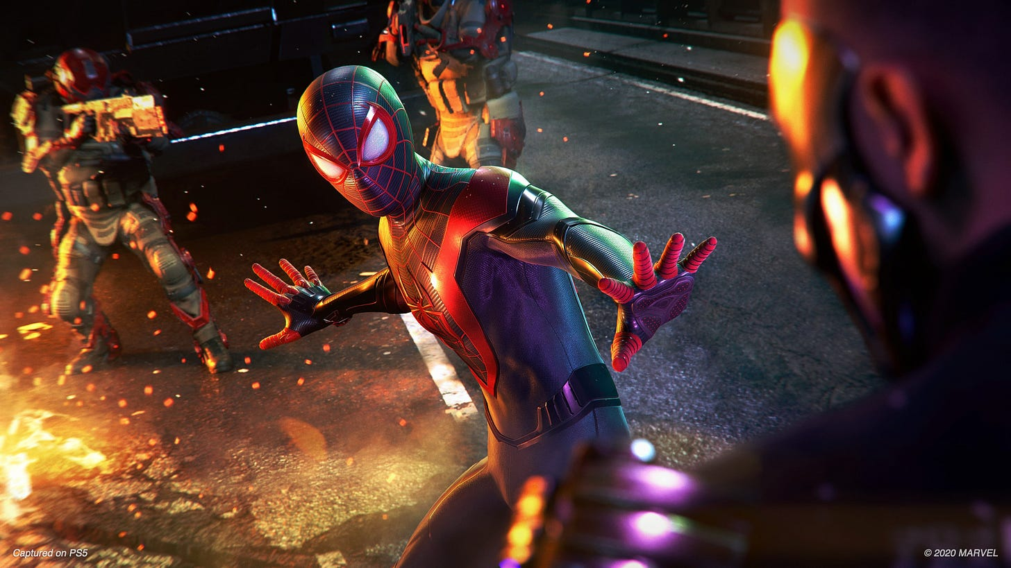Is Spider-Man: Miles Morales Going to Be on PS4 and PC? | Den of Geek
