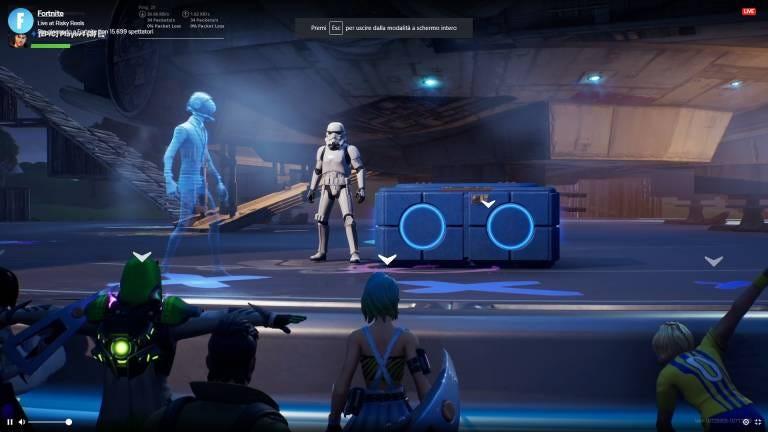 Image result for fortnite star wars event