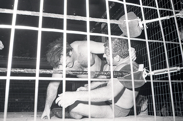 Bruno Sammartino vs. The Sheik, March 29, 1969
