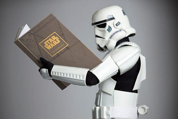 Start Your Journey In Reading Star Wars Books — Unmistakably Star Wars