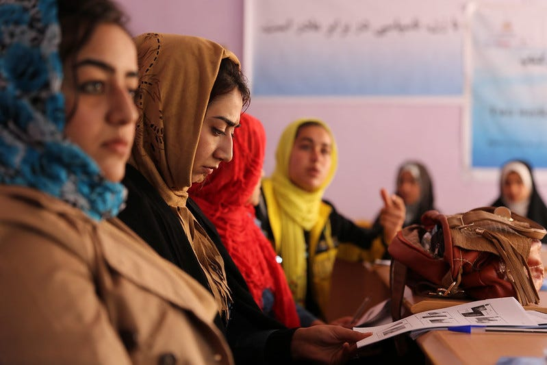 E-Commerce Connects Afghan Women Entrepreneurs to the Global Market - The  Borgen Project
