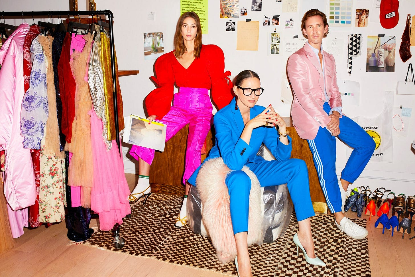 Former J.Crew Executive Jenna Lyons Speaks to AD About Her New HBO Max Show  | Architectural Digest