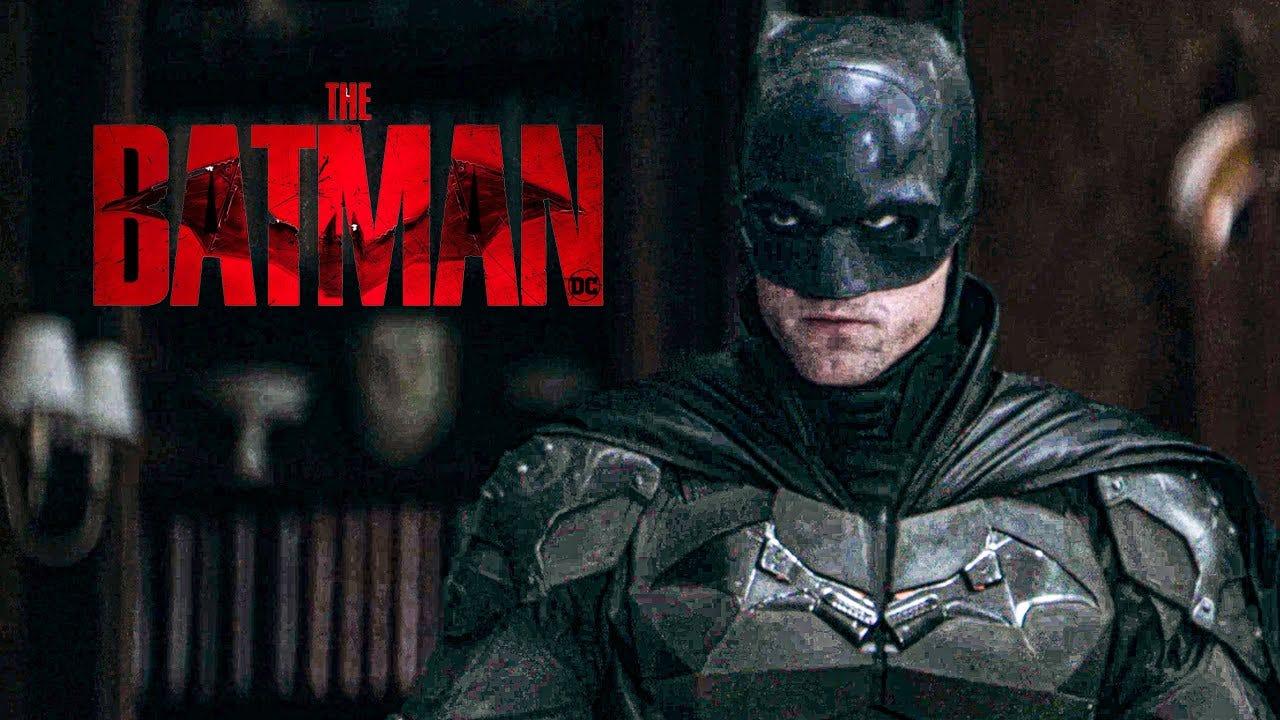 THE BATMAN Trailer (2022) - YouTube