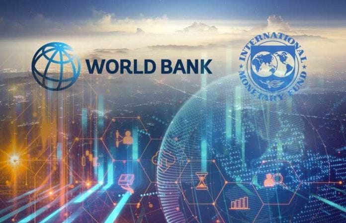 Crypto Diaries: IMF & World Bank cozying up to Blockchain &  Cryptocurrencies | Data Driven Investor