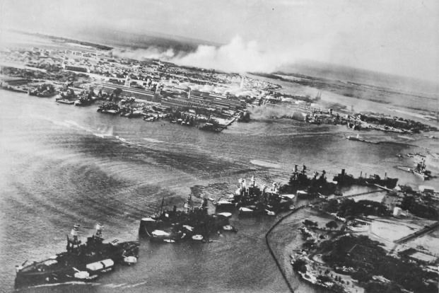 The First Attack: Pearl Harbor, February 7, 1932 | Military.com