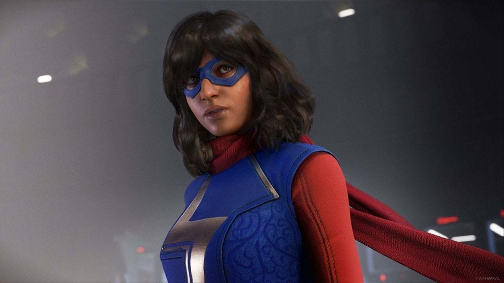Marvel's Avengers: How old is Kamala Khan in the game? Sandra Saad steals  the show! – HITC