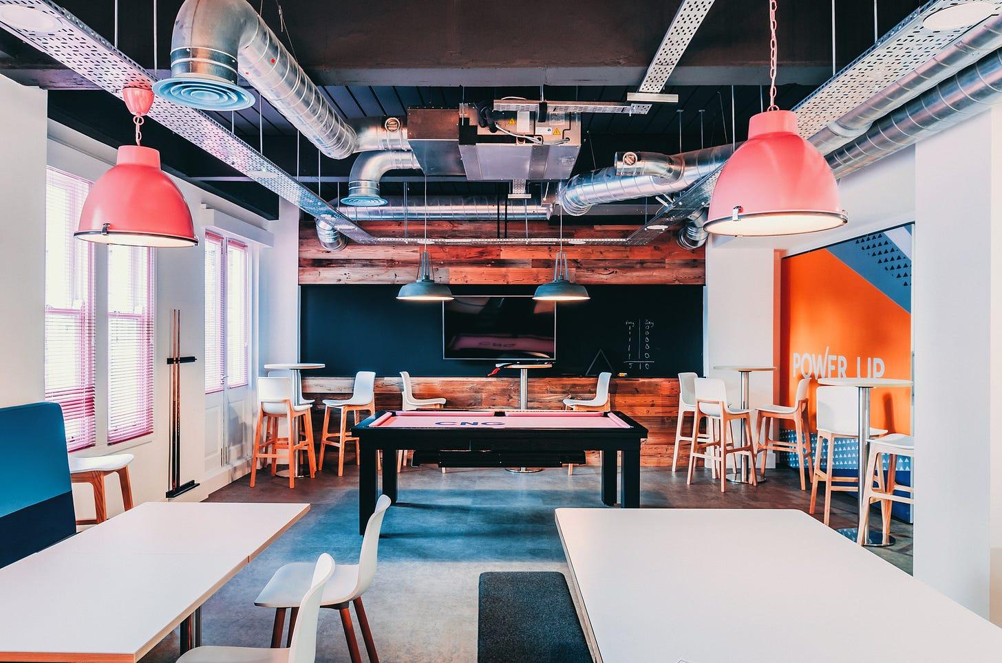 Commercial Breakout Room (credit: ACI UK)