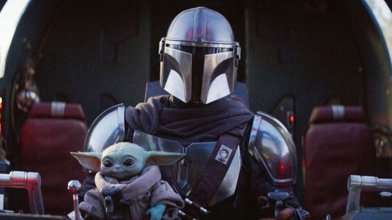 Disney Plus Sets October 30th Premiere for The Mandalorian Season 2 |  Consequence of Sound