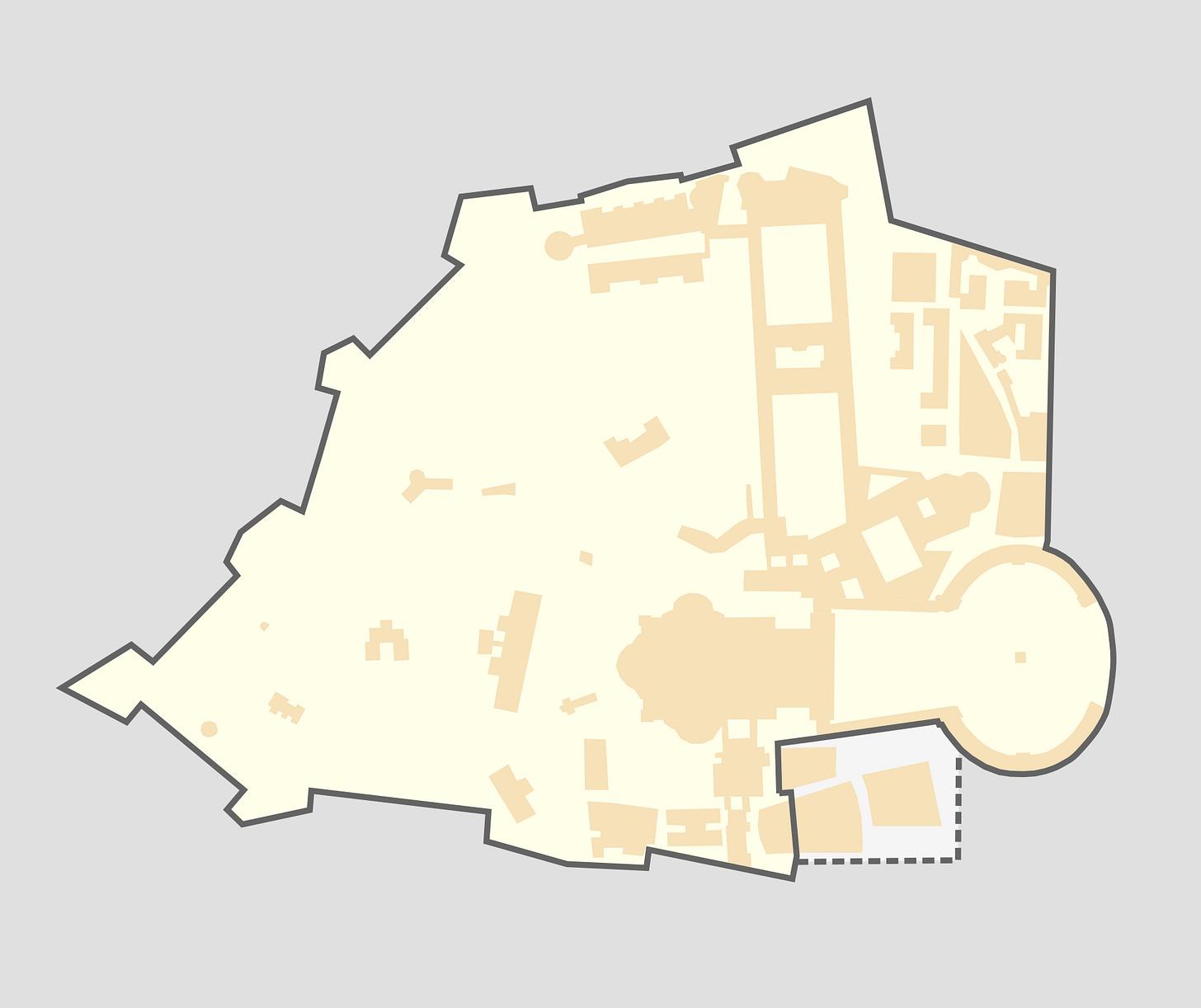 Sant'Anna dei Palafrenieri is located in Vatican City