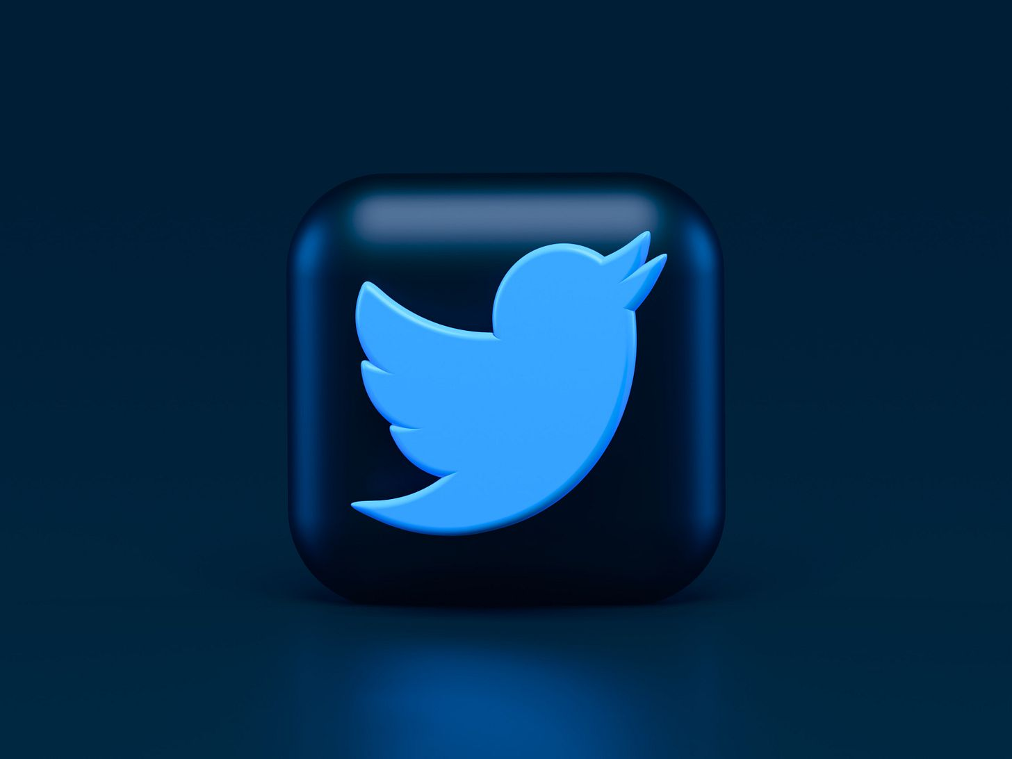 Photo illustration of the Twitter app icon. Alexander Shatov / Unsplash