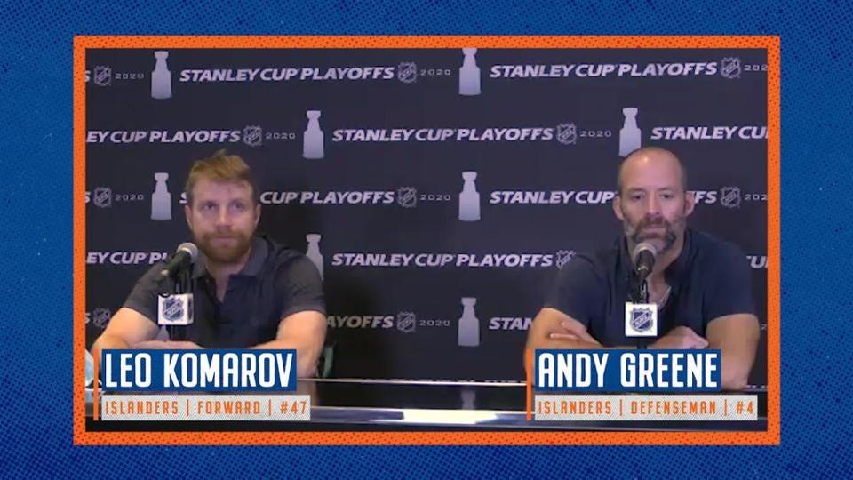 Pregame Player Availability 8/18 | NHL.com