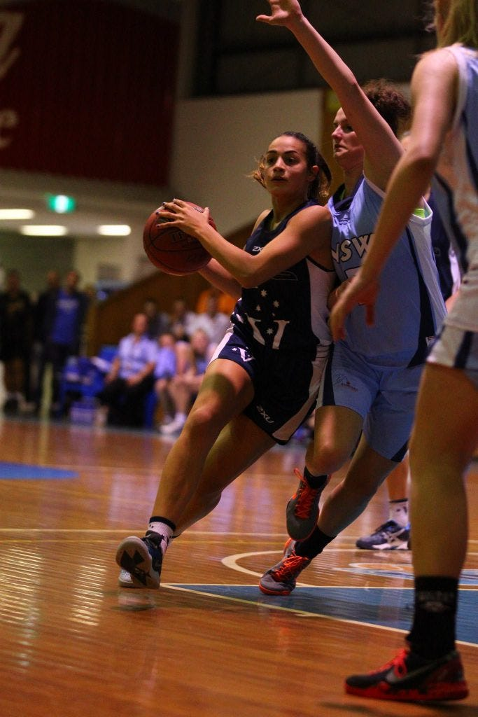 Credit: Kangaroo Photography and Basketball Australia