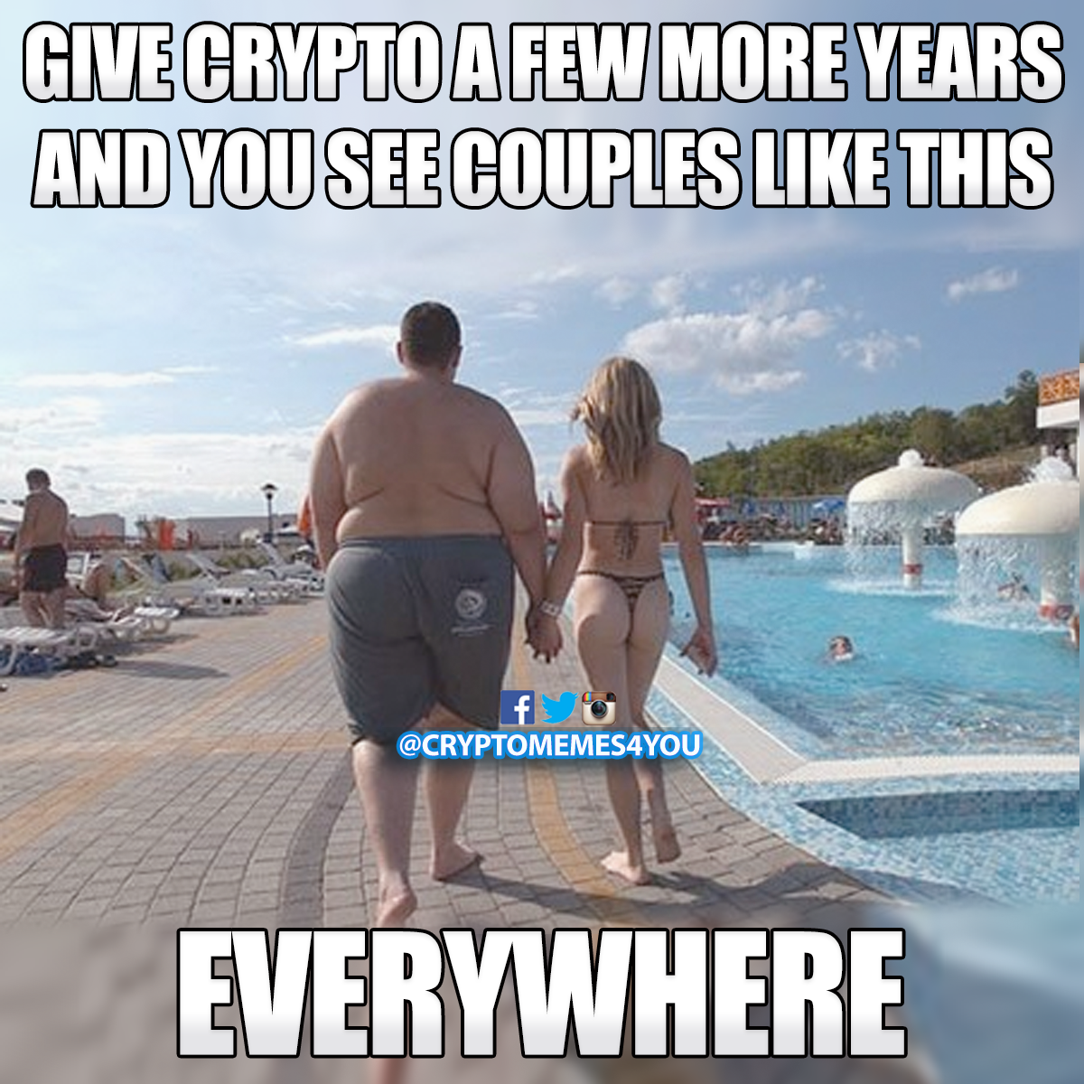 2020 a you will see a lot of funny #couples #crypto #memes #blockchain # bitcoin #rich #moneytalks | Bitcoin business, Buy bitcoin, Cryptocurrency