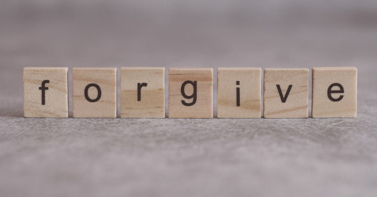 4 Things You Need to Know About Forgiveness   Mercy Blog » Christian  Relationships