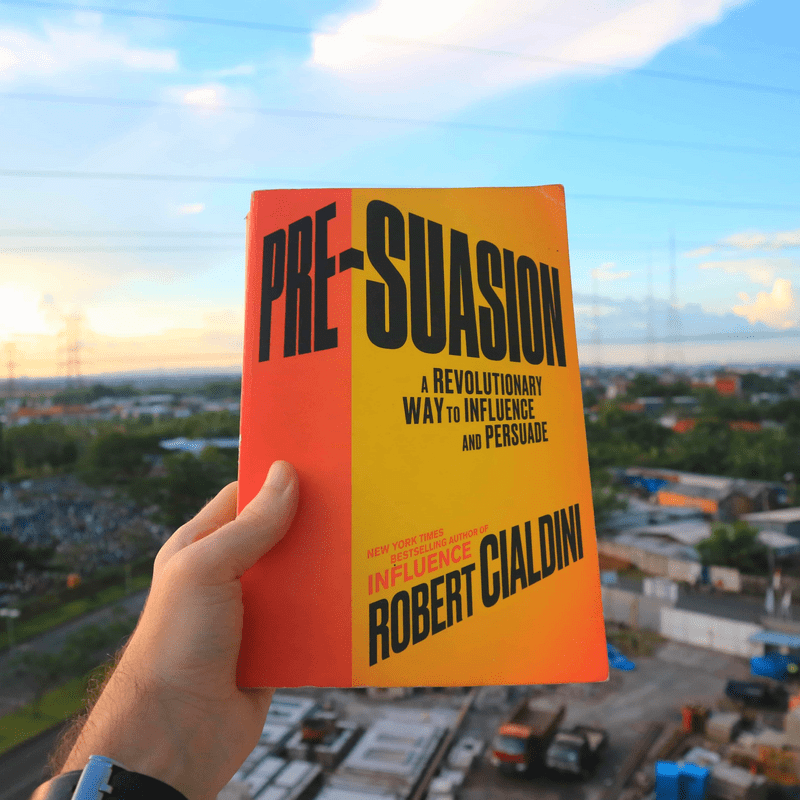 Mastering the Art of Pre-Suasion | Better Marketing
