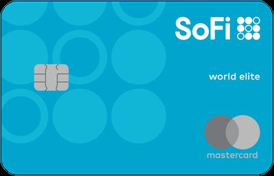 SoFi World Elite Mastercard