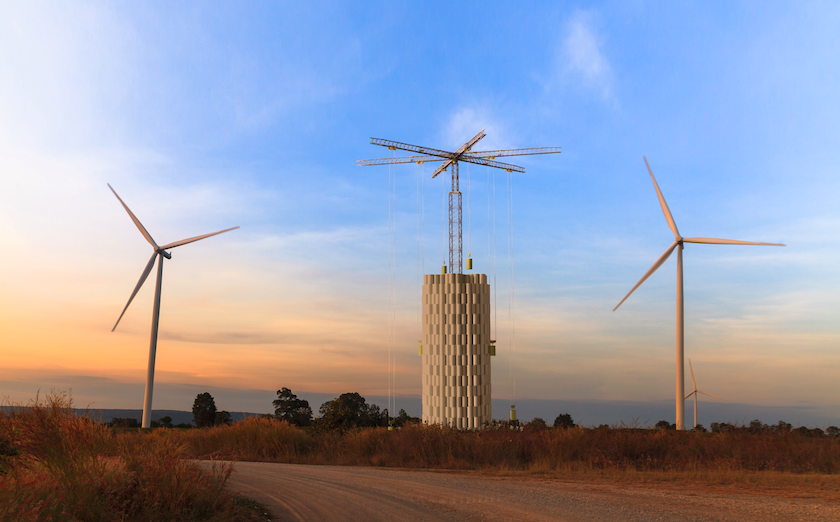 The cost of energy storage has stalled adoption of renewable power. Energy  Vault has a solution.   TechCrunch