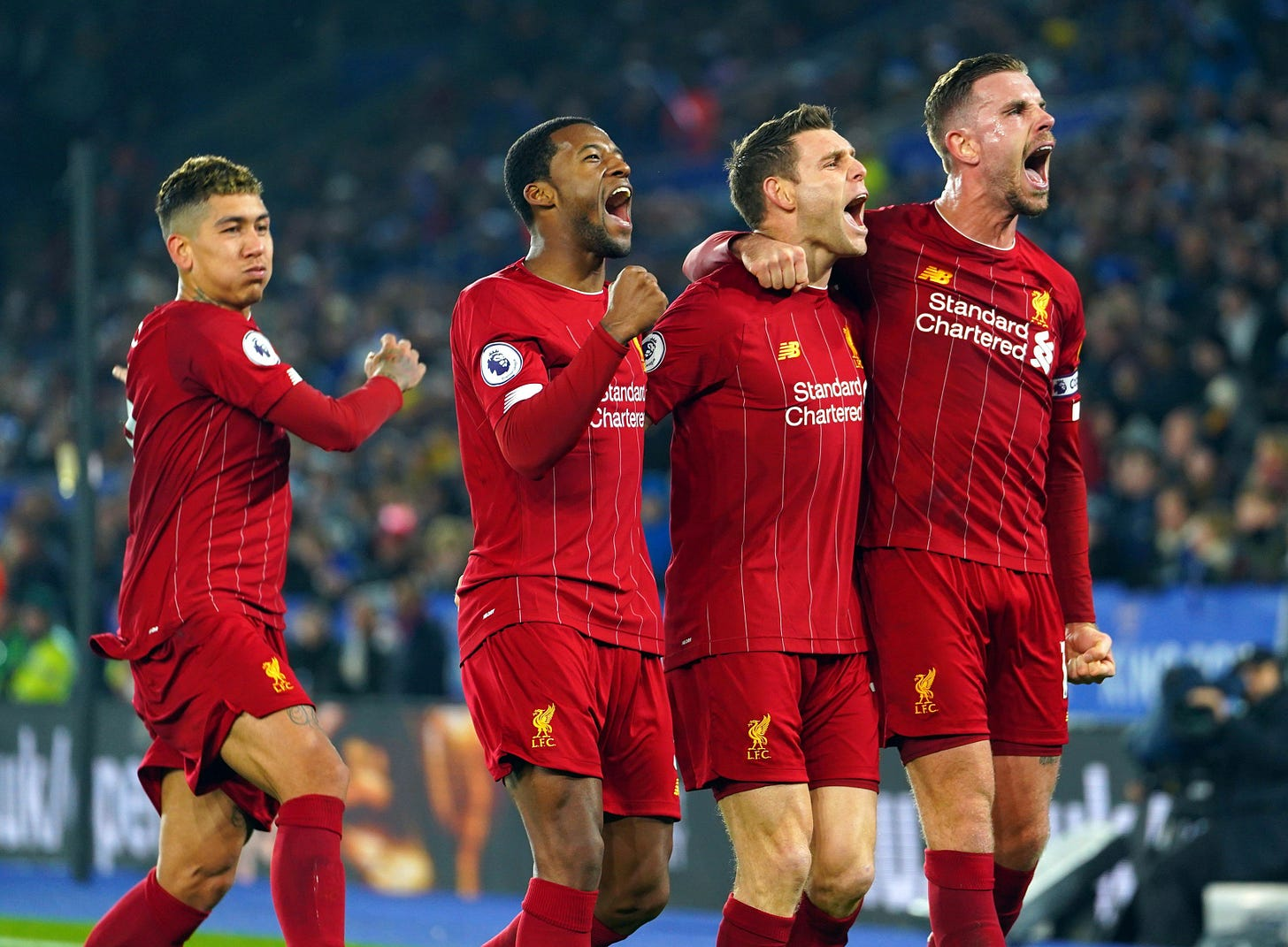 Premier League leaders Liverpool could make 2020 their greatest year yet |  South China Morning Post