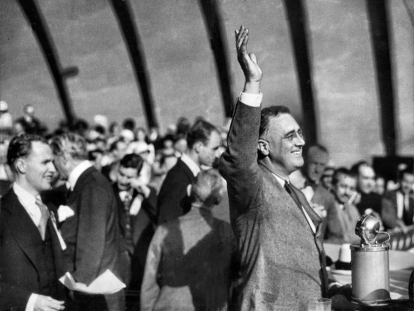 1932: FDR's First Presidential Campaign | See How They Ran!