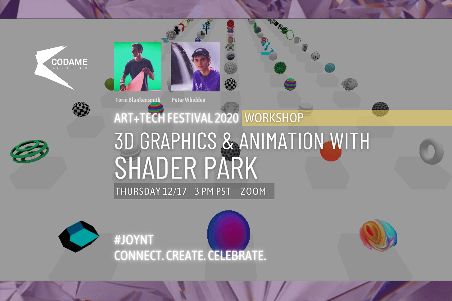 3D Graphics and Animation with Shader Park