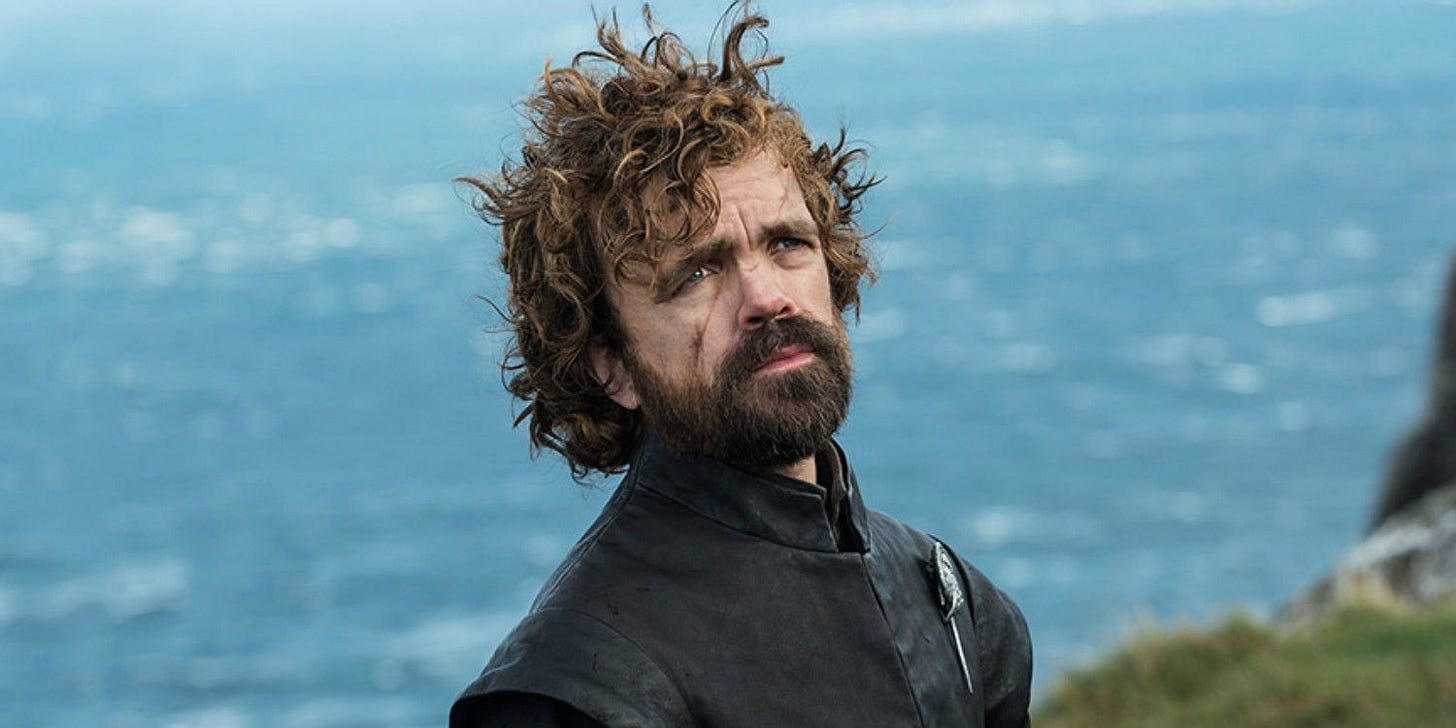 Juego de Tronos': Las Mejores Frases de Tyrion Lannister
