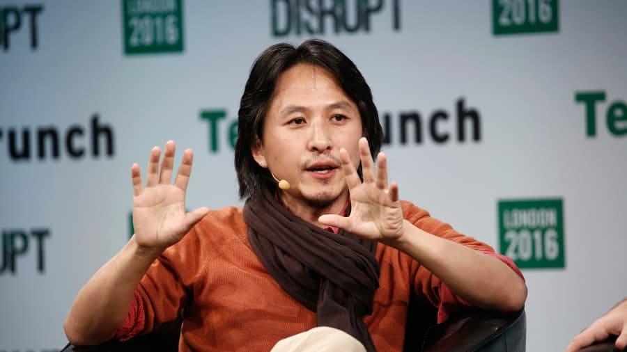 Alex Zhu, CEO of TikTok
