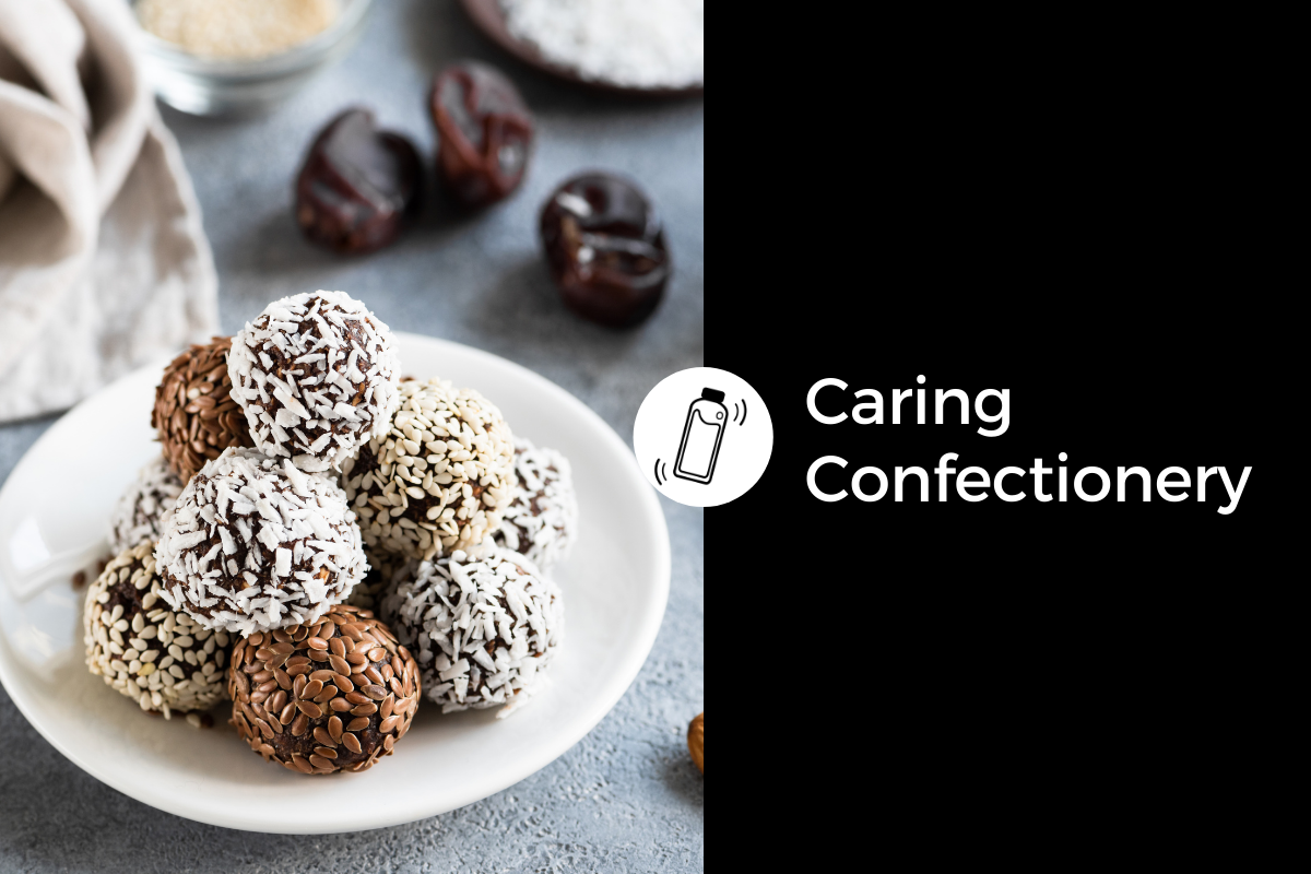 plant-based confectionery