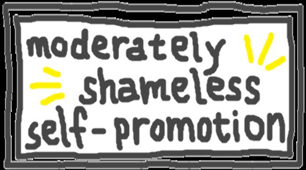 Shameless self-promotion (aka My Works) – Kiss Me Seriously