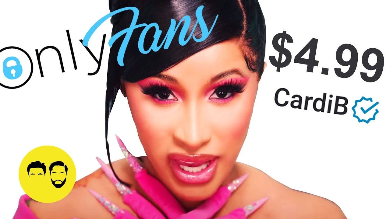 We bought Cardi B's OnlyFans so you don't have to - YouTube