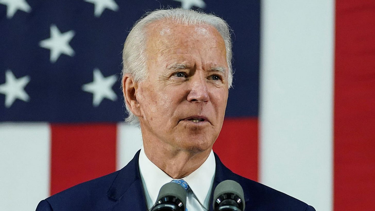 Biden responds to question about whether he's been tested for cognitive  decline